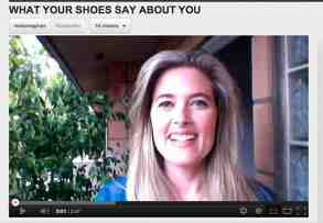 What you shoes say about you - study 4
